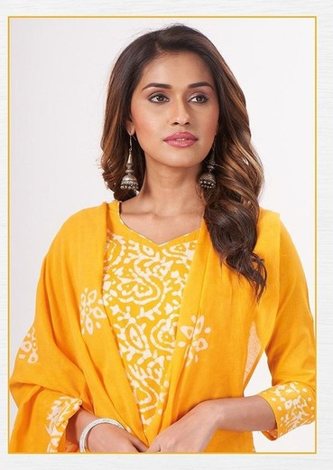 New released of AARVI BATTIK SPECIAL VOL 14 MATERIAL by AARVI FASHION Brand