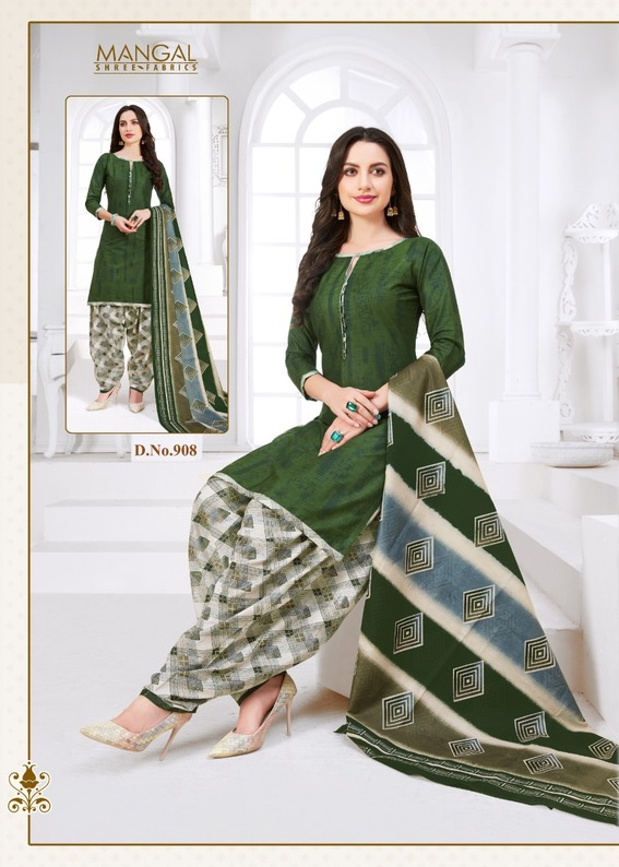 Msf Mastani Ruhi Vol 9 With Lining - 908