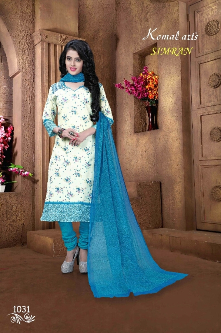 KAMAL ARTS SIMRAN VOL 1_WHOLESALE_PURECOTTON_DRESS_MATERIAL_03