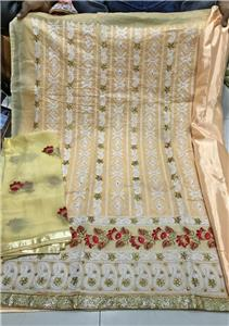 Dupatta And Top Work 87