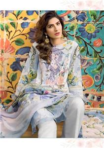 Shree Fabs Firdous Exclusive Collection Vol 6 With Open Images