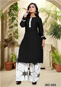 Wholesale Kurtis With Plazzo
