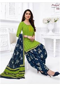 Pranjul Premium Wholesale Collection - 550
