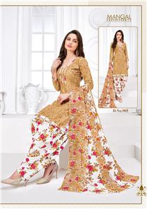 Msf Mastani Ruhi Vol 9 With Lining - 905