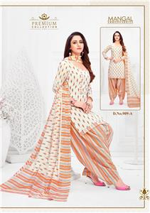 Msf Mastani Ruhi Vol 9 With Lining - 909-A