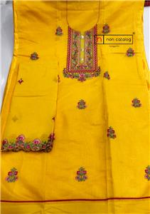 Dupatta And Top Work 109