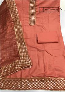 Dupatta And Top Work 113