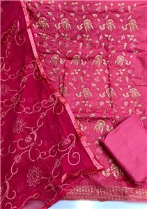 Dupatta And Top Work 114