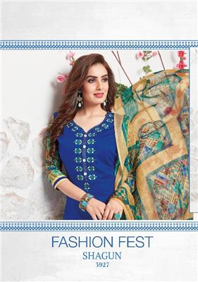 AARVI SHAGUN VOL 1_WHOLESALE_GLACE_COTTON_MATERIAL_SUPPLIER_15