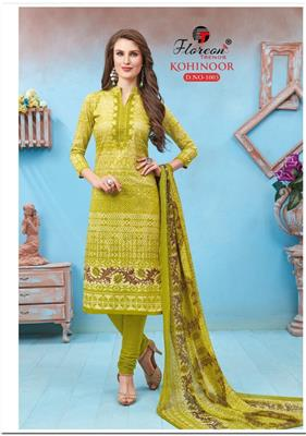 FLOREON TRENDS KOHINOOR VOL 1_WHOLESALE_CAMBRIC_COTTON_SUITS_AUTHORIZED_DEALER_15