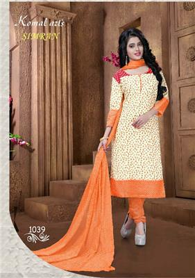 KAMAL ARTS SIMRAN VOL 1_WHOLESALE_PURECOTTON_DRESS_MATERIAL_09