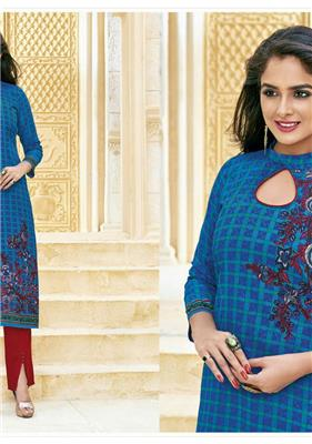 PRANJUL PRERNA VOL 1_wholesale_unstitched_kurtis_india_17